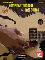 Comping Standards For Jazz Guitar: 32-page book/17-track CD.