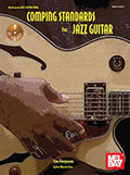Comping Standards For Jazz Guitar: 32 pages, 17-track CD.