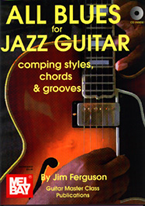 The book that started it all! A comprehensive guide to jazz/blues comping styles. 92-page book/30-track CD.