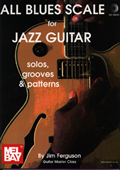 The only book to exclusively focus on the blues scale as it applies to jazz guitar. 32-page book/30-track CD.